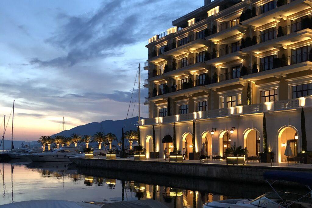 Porto Montenegro'nun en lüks oteli Regent