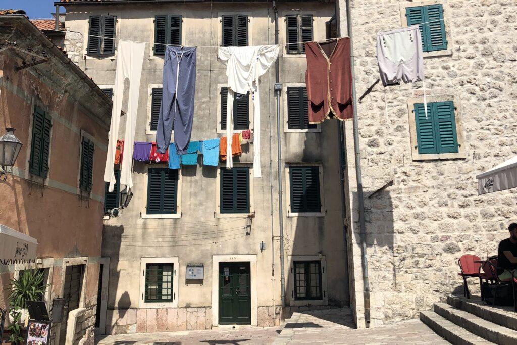 Kotor Eski Şehir Merkezi