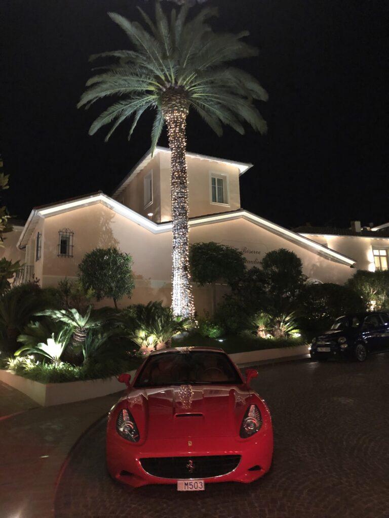 Hotel La Reserve de Beaulieu