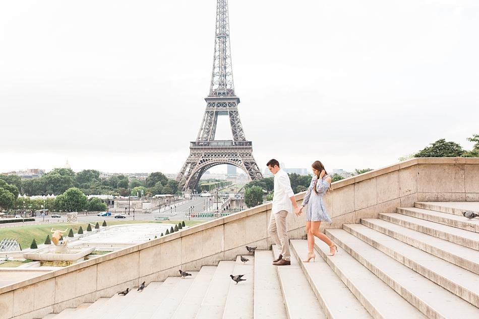 Eyfel Kulesi Fotoğrafları İçin En Güzel Noktalar