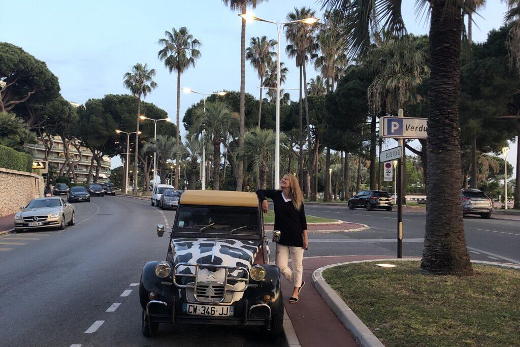 Cannes Promenade de la Croisette