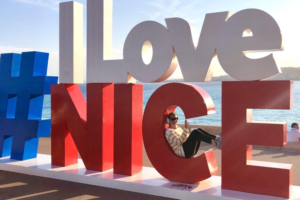 Nice Kalesi, Massena Meydanı, MAMAC Modern ve Çağdaş Sanat Müzesi