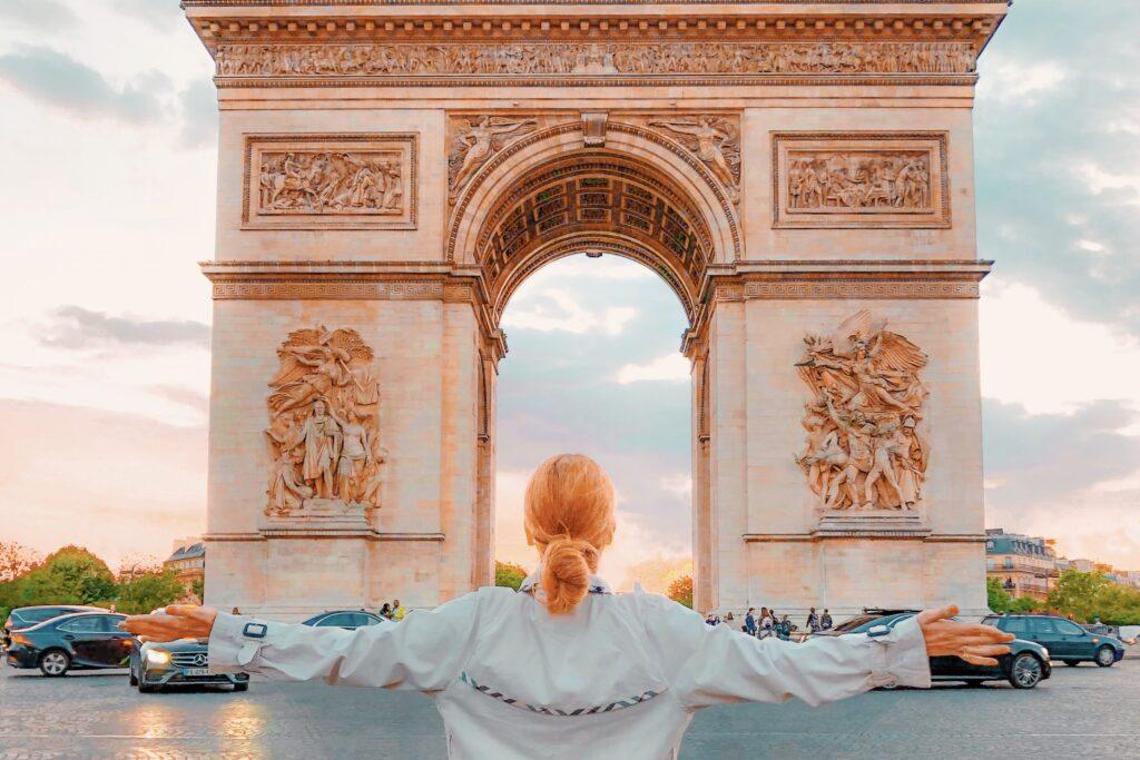 Arc de Triomphe – Zafer Takı