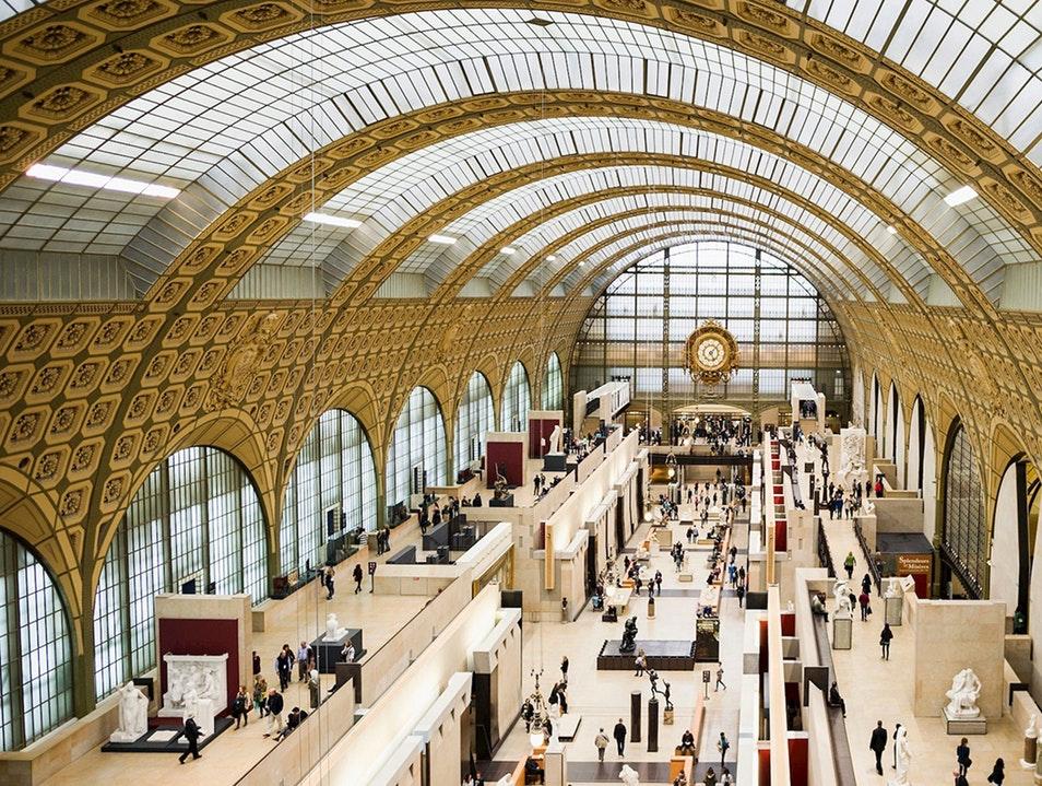 Musee d'Orsay - Orsay Müzesi