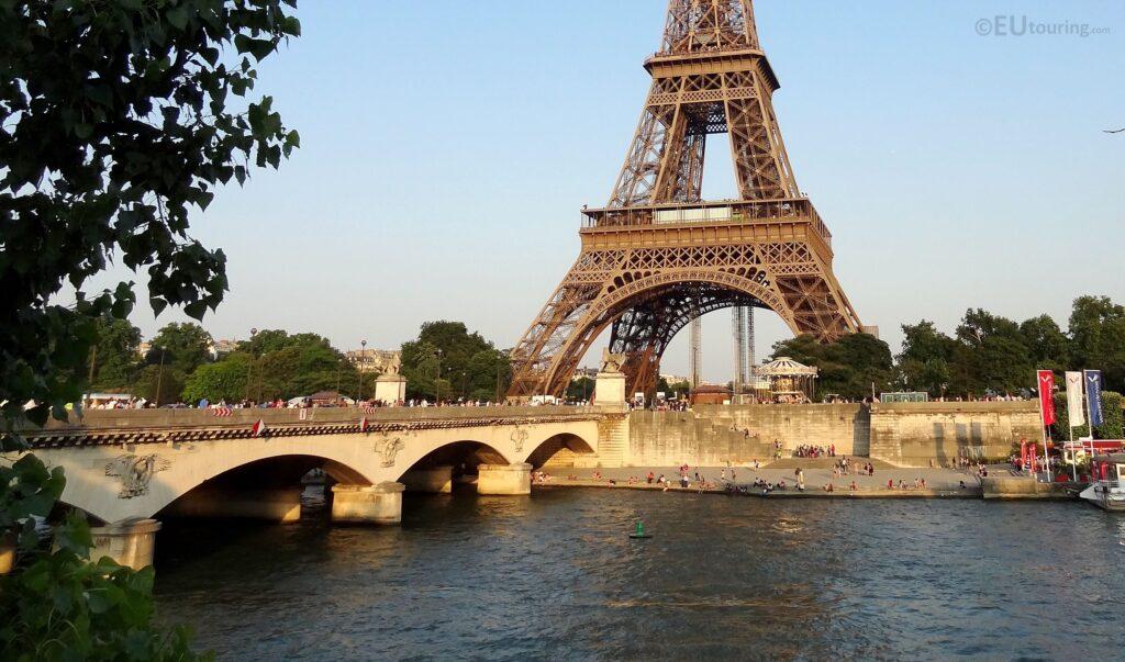 Pont D'iena - 7. ve 16. Arrondissement