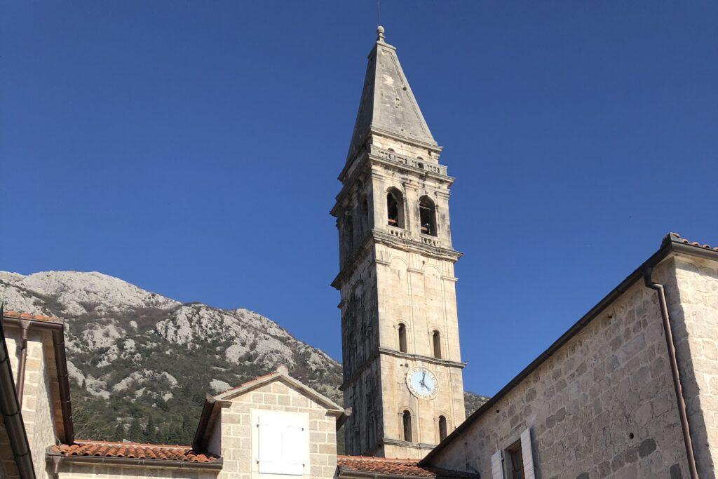 Perast - St. Nicholas Kilisesi