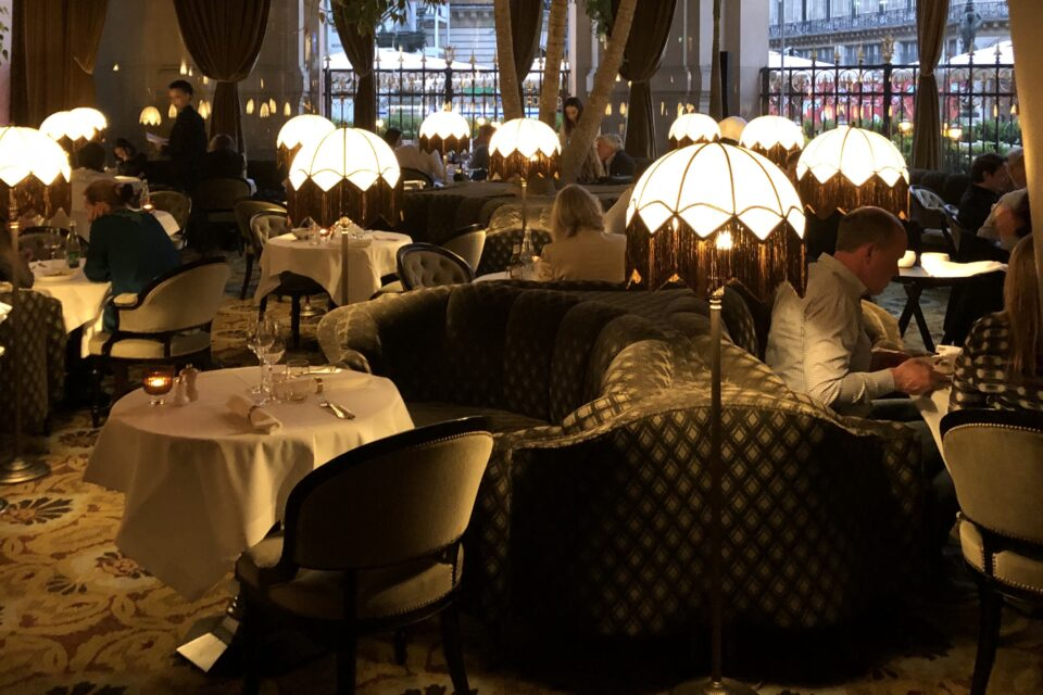Paris Yeme İçme Rehberi - Lüks Restoranlar