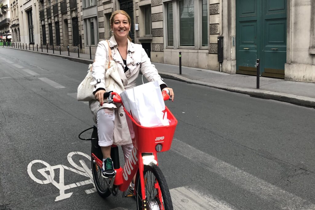 Paris'te Ulaşım