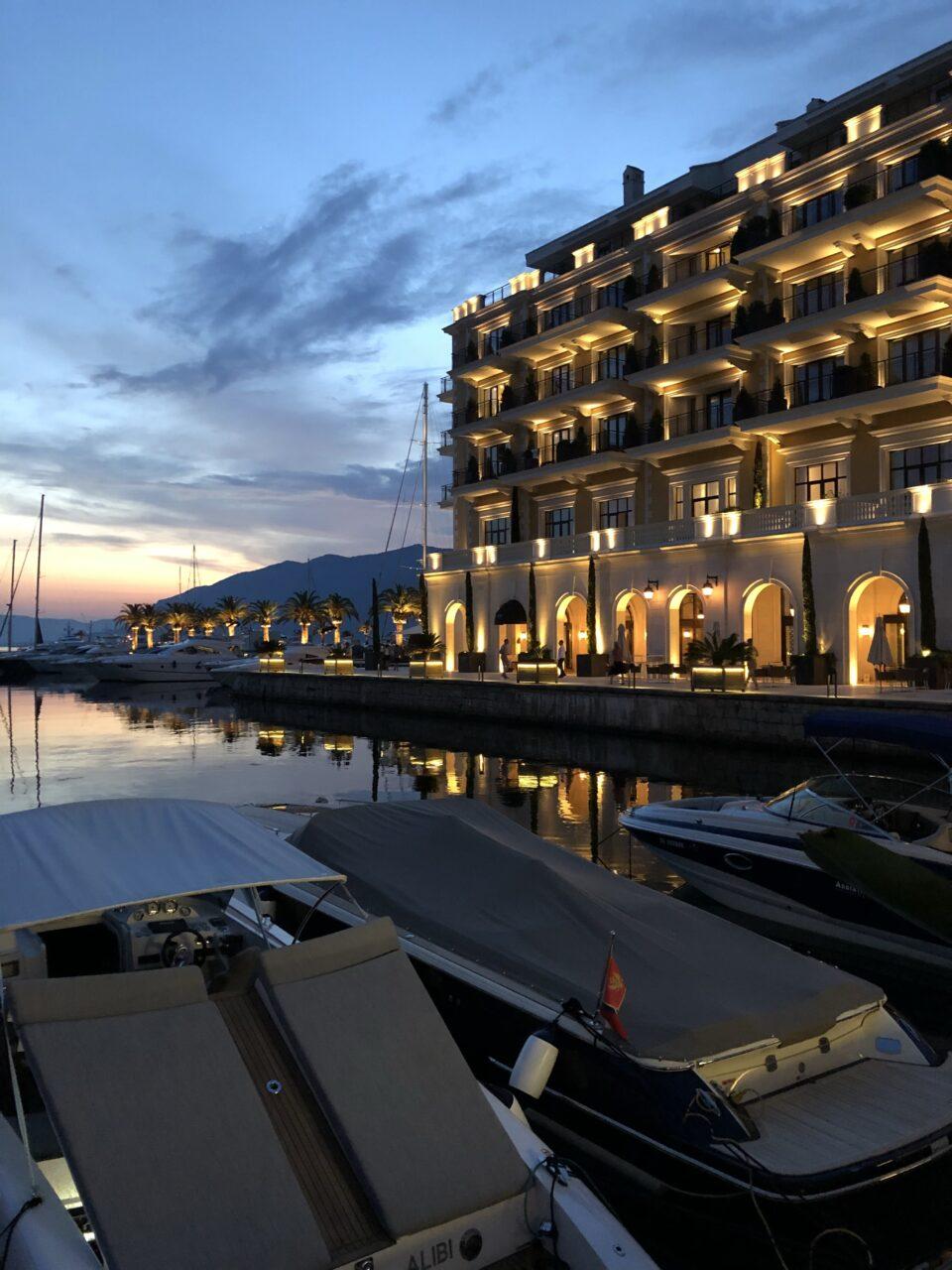 Porto Montenegro: Avrupa'nın En Yeni Yat Limanı