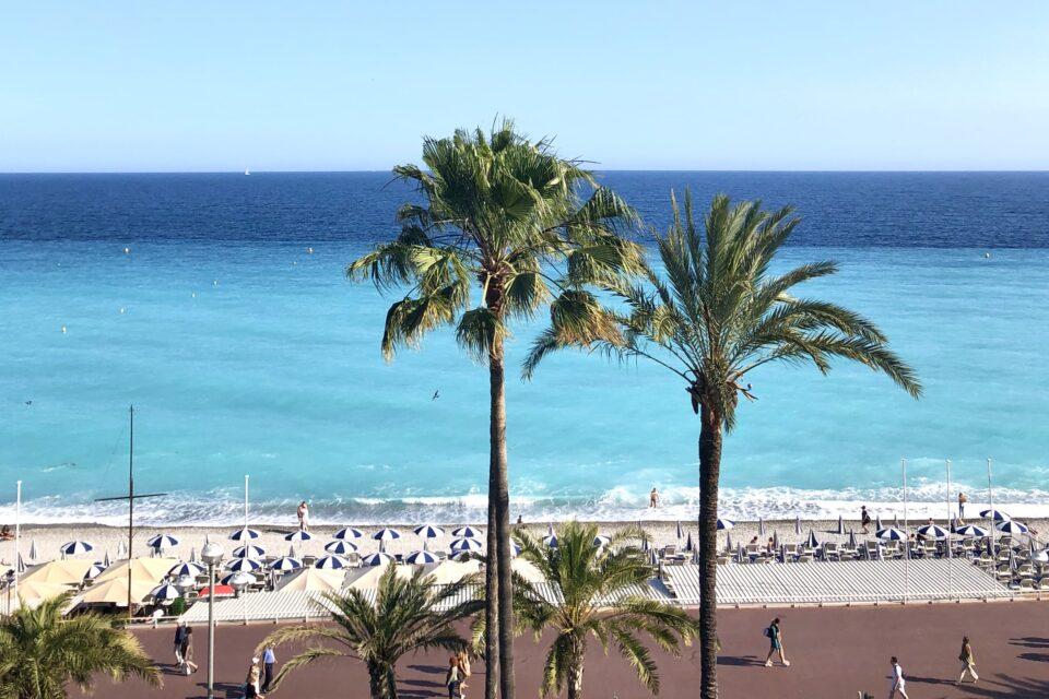 Nice: Fransız Rivierası'nın sosyetik güzeli