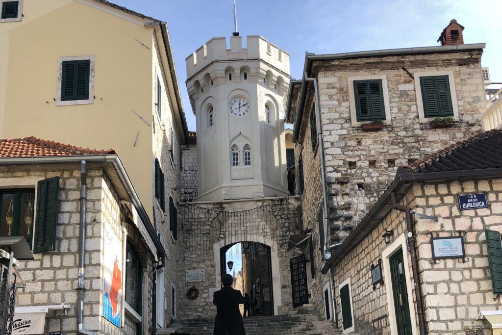 Herceg Novi Saat Kulesi
