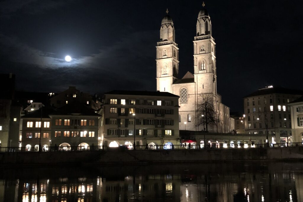 Grossmunster Katedrali