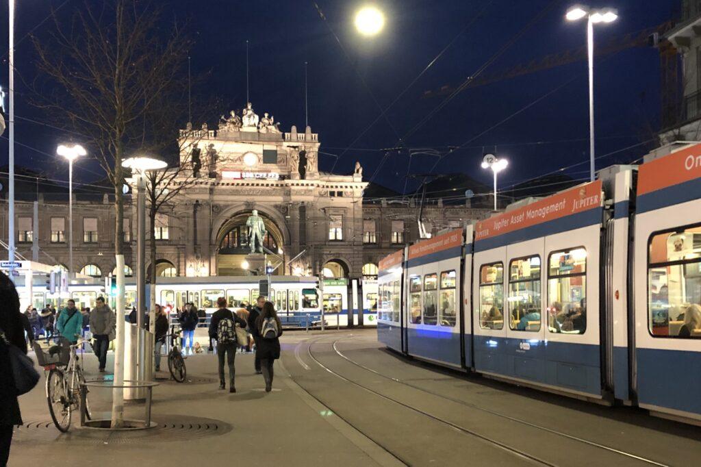 Bahnofstrasse