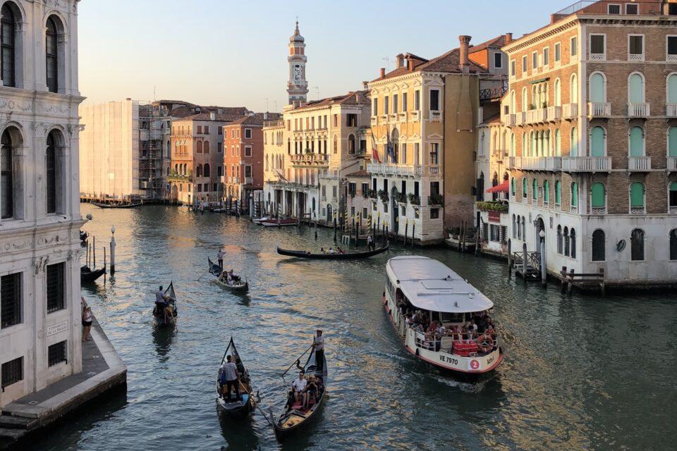 Venedik ve 2020 turizmi için gelecek öngörüleri