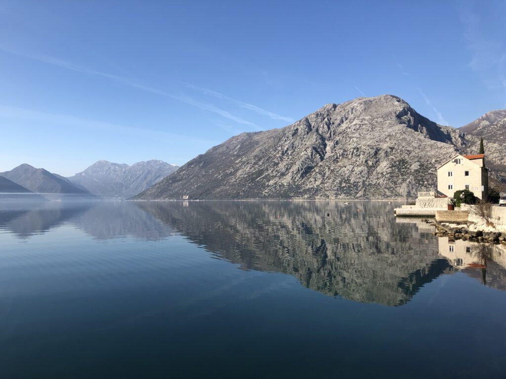 Montenegro manzaraları