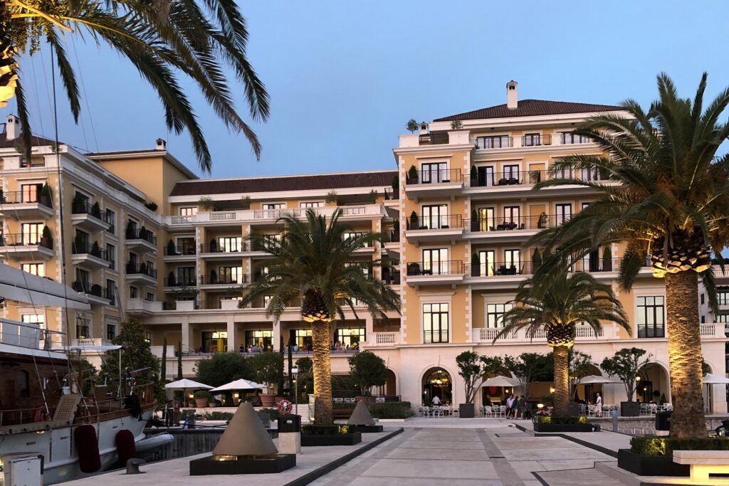 Porto Montenegro - Regent Hotel