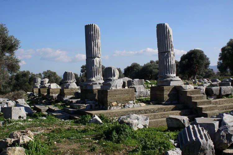 Teos Antik Kenti