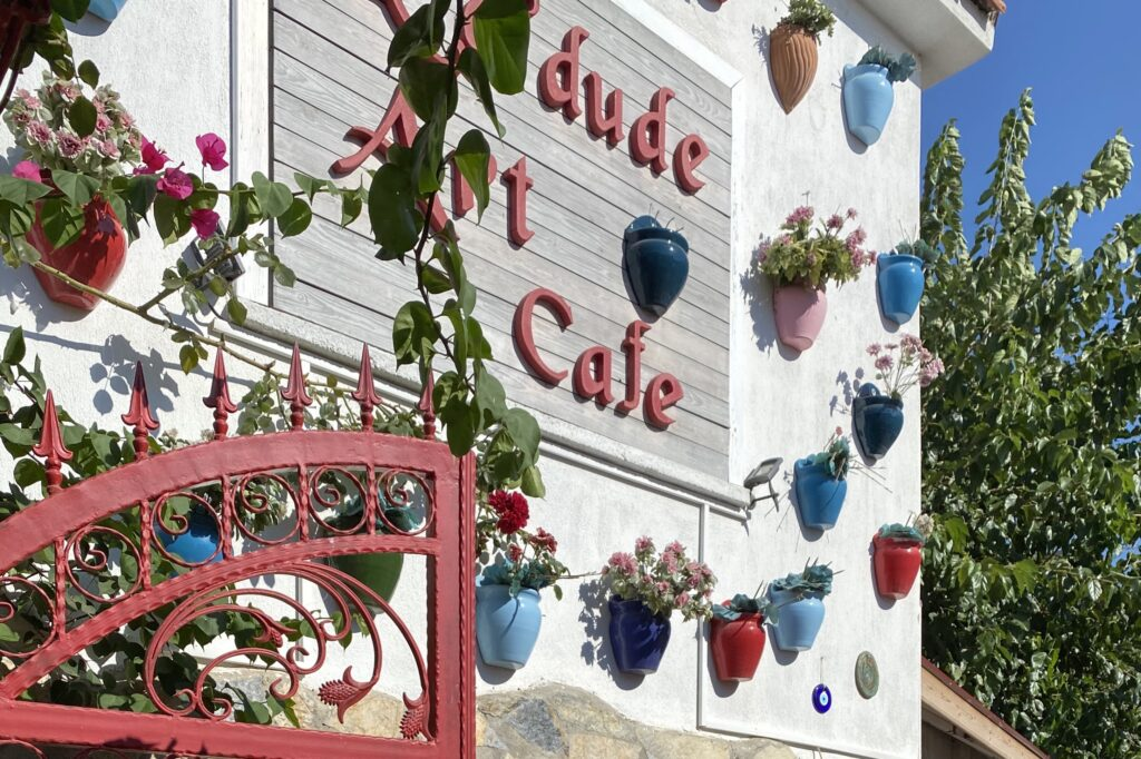 La Dude Art Café